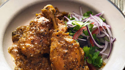 Resep Kuliner Ayam Lada Hitam Istimewa Nikmat Hemmm...Enak Banget! Nyam...Nyam...Nyammm...