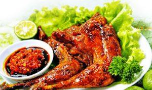 Resep Masak Kuliner Ayam Bakar Pedas Manis Enak Banget!
