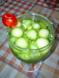 Ide Kreasi Buah Melon Sebagai Minuman Berbuka Puasa Besok guys!