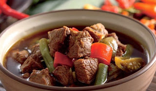 Resep Masak Asem-asem Daging Menu Sehat yang Pas Untuk Berbuka Puasa