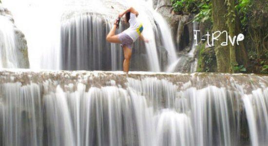 Air terjun Salodik disebut-sebut sebagai salah satu yang terindah di dunia dan Indonesia