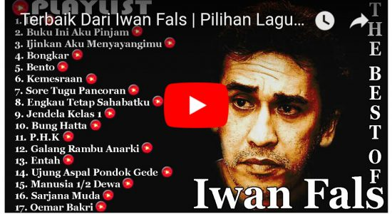 DOWNLOAD KUMPULAN Mp3 Iwan Fals Full Album Terbaru