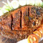 Resep Masak Ikan Nila Bakar Bumbu Kuning Pedas