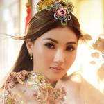 Ngintip Potret Sarwendah Berbalut Cheongsam laksana Putri Kerajaan