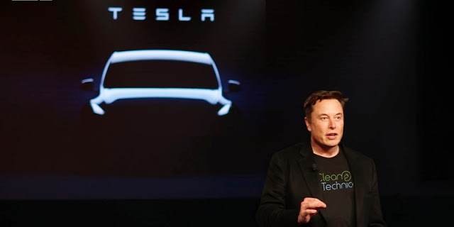 "Elon Musk: Tesla Can Already Be Bought Using Bitcoin,"" Fun!!"