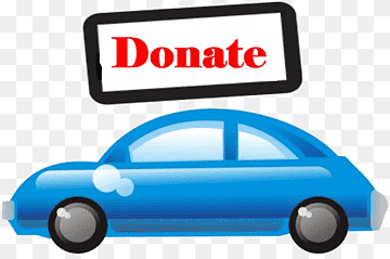 Autospende für kalifornische Wohltätigkeitsorganisationen
