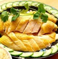 Masak Ayam Hainan, Resep Masakan Chinese Lezat Banget!