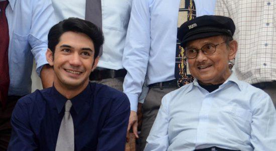 Terkuak, Reza Sang Pemeran Habibie Masuk Islam