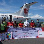 UPH Kampus Surabaya dan Lion Air Group Menjalankan Program Sosial