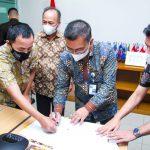 Pasar Perjuangan Sekayu Kabupaten Musi Banyuasin Akan di Revitalisasi