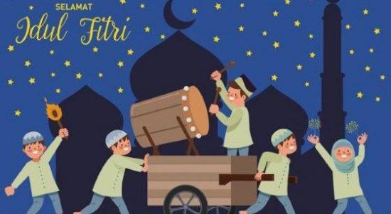 Kata- Kata so Sweet Ucapan Selamat Hari Raya Idul Fitri 1442 H / 2021