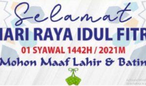 Kata- Kata Ucapan so Sweet Selamat Idul Fitri 2021/1442 H Dalam Bahasa Inggris