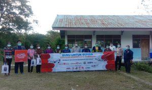 Donasi Buku Waingapu - Lion Air Group x UPH Kampus Surabaya 6