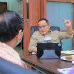 Konsep Pentahelix Bupati Dodi Reza Atasi Karhutlah Disoroti Guru Besar IPDN