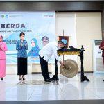 Bupati Dodi Reza Proyeksi TP PKK Muba Terus Raih Prestasi