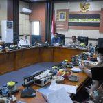 Rapat Penjadwalan Pembahasan Raperda Kabupaten Muba Tahun 2021