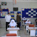 Bupati Muba Dodi Reza Pastikan Sirkulasi Udara Ruang Kelas Sehat