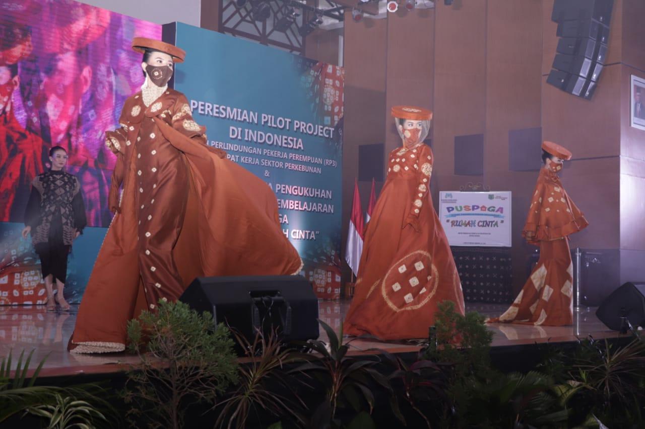 Menteri PPPA RI Akui Gambo Muba Realisasi Nyata Pemberdayaan Perempuan