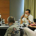 Dodi-Beni Perjuangkan Hak Tenaga Kerja Lokal Muba untuk Bisa Andil di Repsol