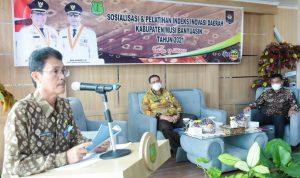 Pelatihan Indeks Inovasi Daerah Kabupaten Musi Banyuasin
