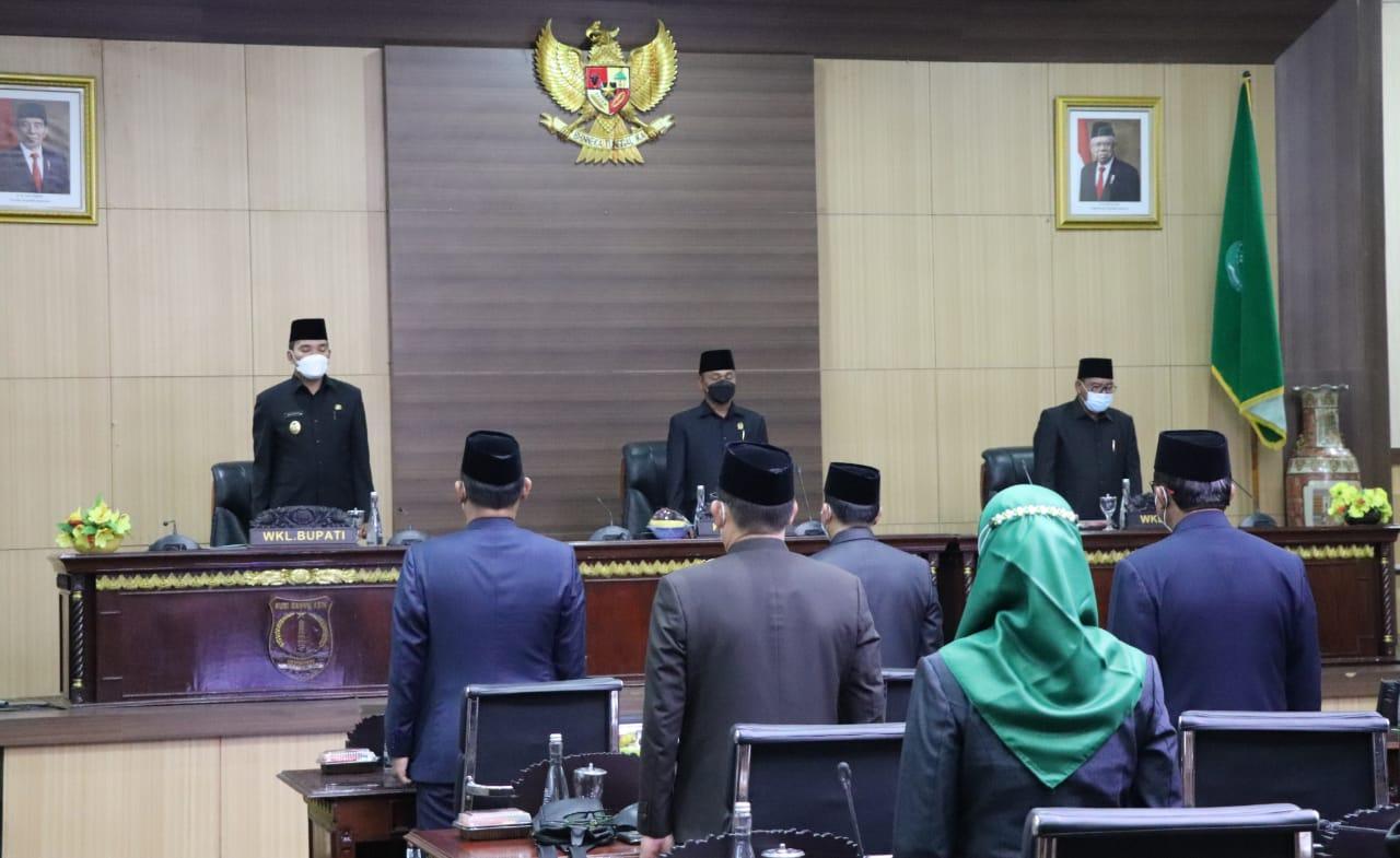 8 Fraksi DPRD Muba Apresiasi Kinerja Bupati Dodi dan Wakil Bupati Beni