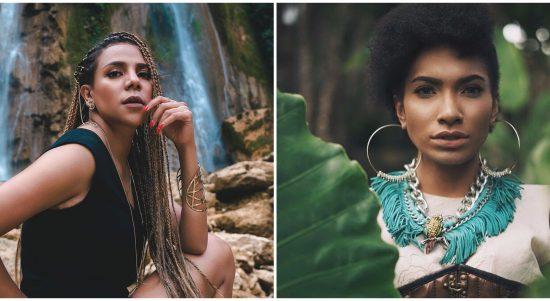 Ngintip! Pesona 6 Artis Wanita asal Papua, Cantiknya Khas