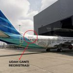 Utang Membumbung Tinggi, 2 Armada Garuda Disita Pemilik Pesawat