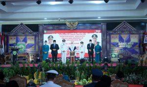 Pemkab Muba Mengucapkan Selamat dan Sukses Atas Pelantikan Pasangan Bupati Pali Periode 2021- 2026