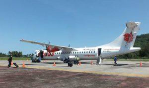 Kemudahan Penerbangan Intra-Sulawesi Tengah, Wings Air Menambah Frekuensi Terbang PALU – TOLI-TOLI - PALU