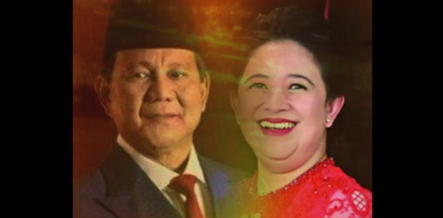 "Sanjungan Jokowi Ke Megawati Bentuk Ungkapan Selamat Telah ""Mengawinkan"" Prabowo Dan Puan"