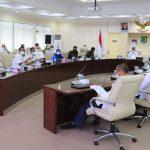 Persiapan Pelaksanaan KBM Tahun Ajaran 2021/2022 di Masa Pandemi Covid-19