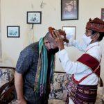 Dikunjungi Ketua DPD RI, Raja Kupang Titip Pesan Ini untuk Jokowi