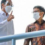 Gegara Vaksin Covid-19 Booster Dosis Ketiga Pejabat, Presiden Jokowi dan Menkes Disomasi