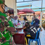 Sisir Pasar Tradisional, Pemkab Muba Tracking Pedagang