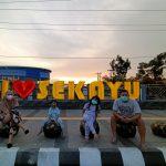Pedestrian Instagramable Baru dan Menakjubkan di Sekayu