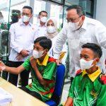 Intensifitas Kesehatan Atlet Muba Menuju Porprov XIII Sumsel dan PON Papua
