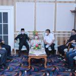 Persiapan KONI Kota Palembang Pada Porprov Tahun 2021 di OKU Raya