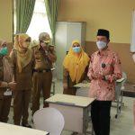 Persiapan Pembelajaran Tatap Muka Siswa Di Kota Palembang, 6 September 2021?