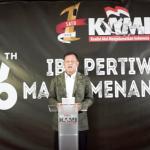 Eks Panglima TNI Gatot Nurmantyo: 'Tidak Ada Gentar dan Titik Kembali!!