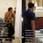 VIDEO!! Sejam Lebih Tamu Hotel Gak Respons, Ternyata Ini yang Terjadi Setelah Pintu Dibuka Paksa