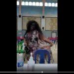 Viral Video Warganet Dandan Bak Kuntilanak saat Divaksin, Nakes sampai 'Menjerit'