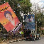 Survei: Rajin Pasang Baliho 'Kepak Sayap', Elektabilitas Puan Justru Turun