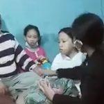 VIDEO! Sedih Banget, Bocah Meratap di Depan Jenazah Ibunya: Ndak Bisa Bobo Aku Mak, Tinggal Kelas Nanti Aku