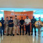 SUPER AIR JET Siap Menerbangkan ke Destinasi SUPER Favorit Ketiga: PALEMBANG
