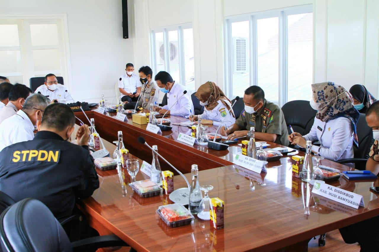 Korwil BNN Provinsi Bakal Ngantor di Muba,'Tangkapi Penyimpangan Narkoba
