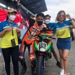 woOW!! Pembalap PPLPD Muba Raih Juara Motoprix Piala Presiden RI
