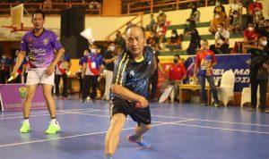 320 Orang Pebulutangkis Perebutkan Piala Bupati Muba Dodi Reza