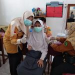 Pelajar SLB Sekayu Ikuti Vaksinasi Tahap Pertama