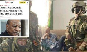 Kudeta di Guinea Berawal dari Amandemen Konstitusi Buat Presiden 3 Periode
