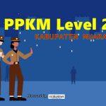 Muara Enim Turun PPKM Level 2, Ada Sedikit Kelonggaran